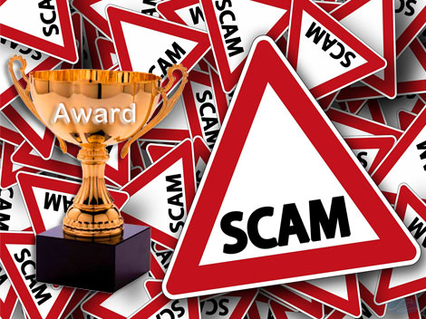 Business Award Scam