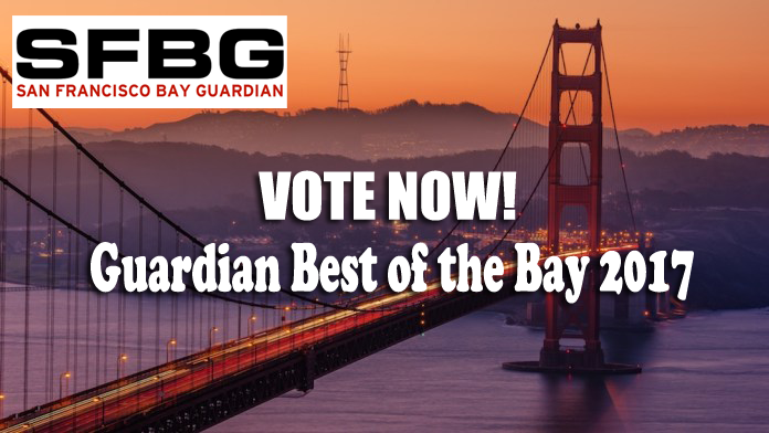 Guardian Best of the Bay 2017