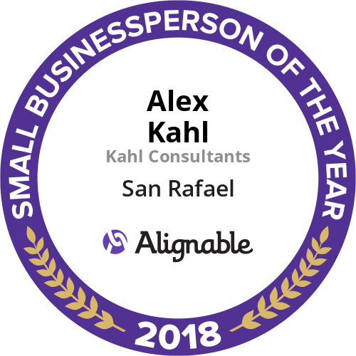 Alignable businessperson 2018