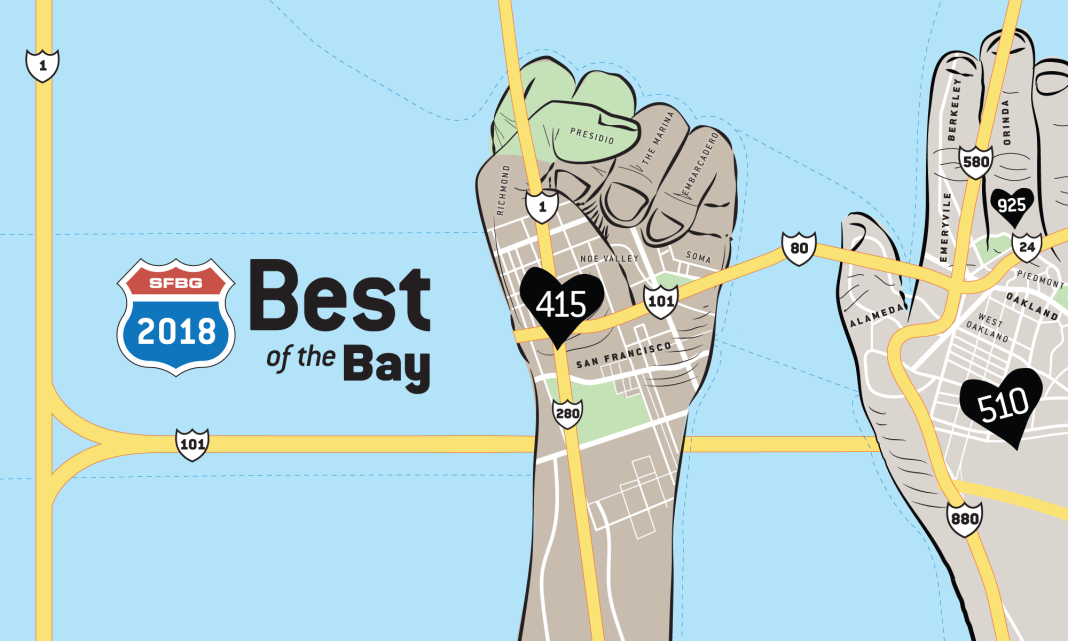 2018 Best of the Bay