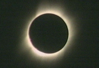 Total Solar Eclipse: Minus One Week
