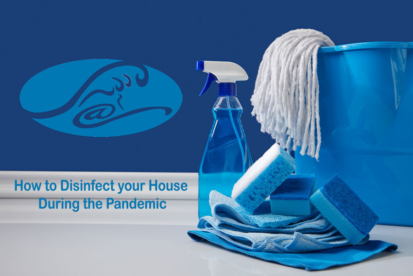 Kahl Consultants How to Disinfect your House During the Pandemic