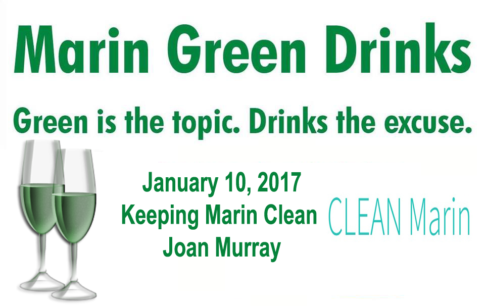 Marin Green Drinks January