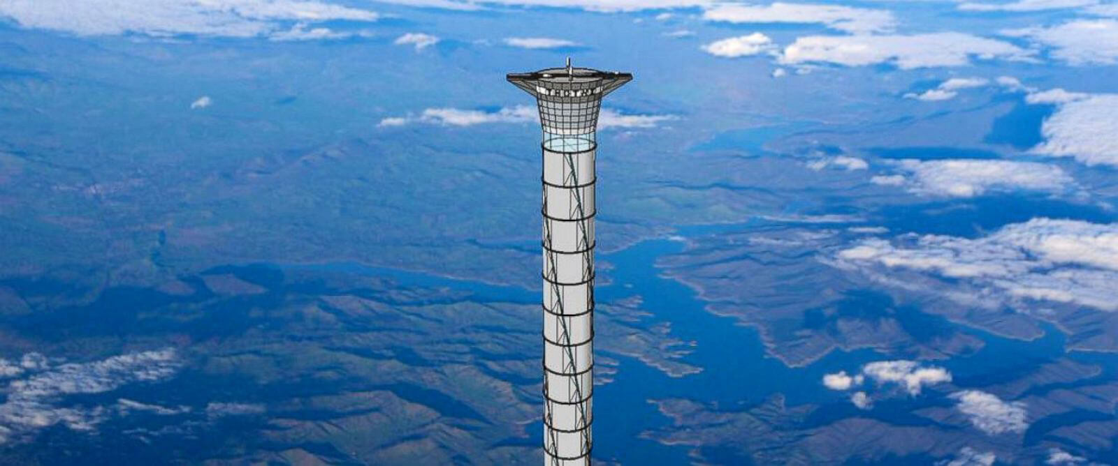 Space Elevators are coming!