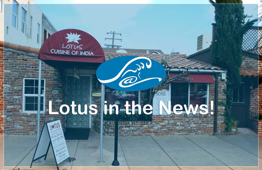Kahl Consultant's client, Lotus Cuisine of India in the news