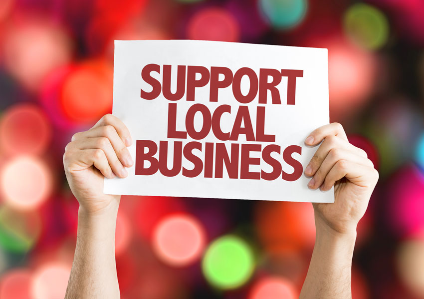 Kahl Consultants Support Local