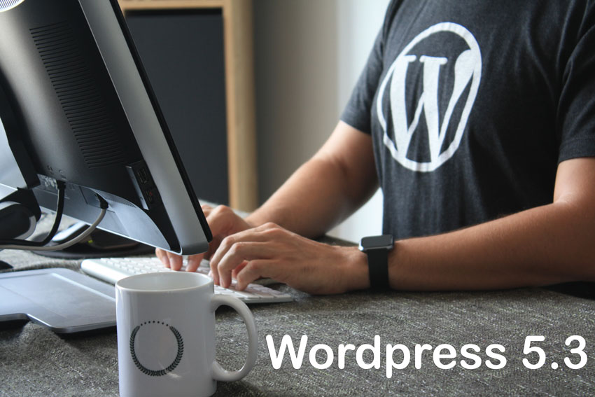 Kahl Consultants Wordpress 5.3 Update
