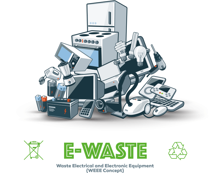 e waste and computer recycling