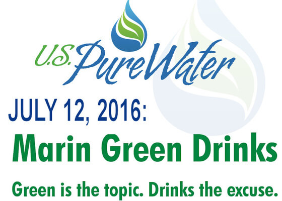 marin green drinks pure water