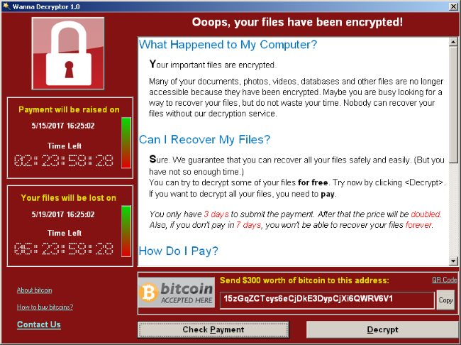 WannaCry Attacks!